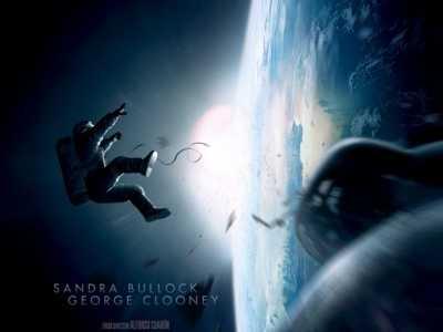地心引力百度影音 /引力边缘/地球引力/重力/2013 Gravity 15.4G