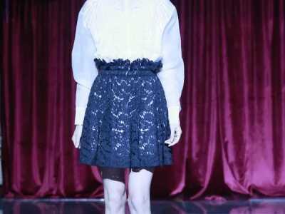 唐嫣夏装搭配 怎么唐嫣就能把A字裙穿得超好看