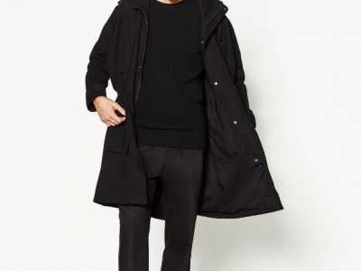 黑色针织衫搭配 这样穿帅气不沉闷