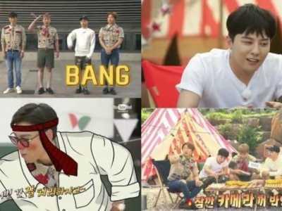 bigbang自制综艺节目 BIGBANG十周年纪念综艺要开播