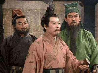 三国时期刘备关羽张飞 刘备关羽张飞三人头像