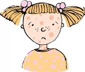 女生长痘痘 一个长痘女学生的真实故事